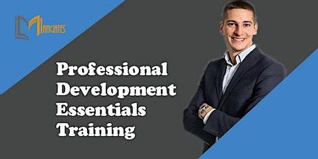 Professional Development Essentials 1Day Virtual Live Training-Christchurch tickets