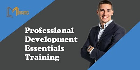 Professional Development Essentials 1Day Virtual Live Training-HamiltonCity tickets