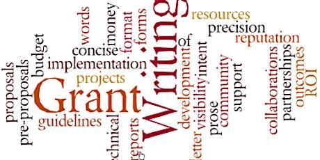 Grants Proposal Masterclass tickets