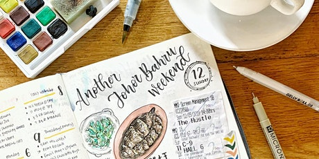 Getting Started with Bullet Journaling Leuchturm1917 Workshop tickets