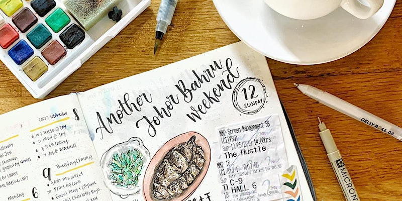 Getting Started with Bullet Journaling Leuchturm1917 Workshop