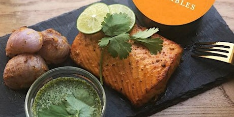 Dinner Club - Easy Indian Spiced Main & Vegetable Medley with Aditi Jhaveri tickets