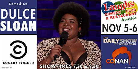 Comedian Dulcé Sloan tickets