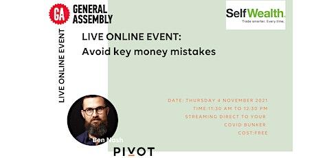 Avoid Key Money Mistakes tickets