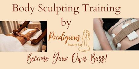 Body Sculpting Training tickets