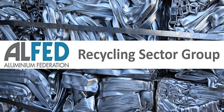 ALFED Recycling Sector Group Meeting tickets