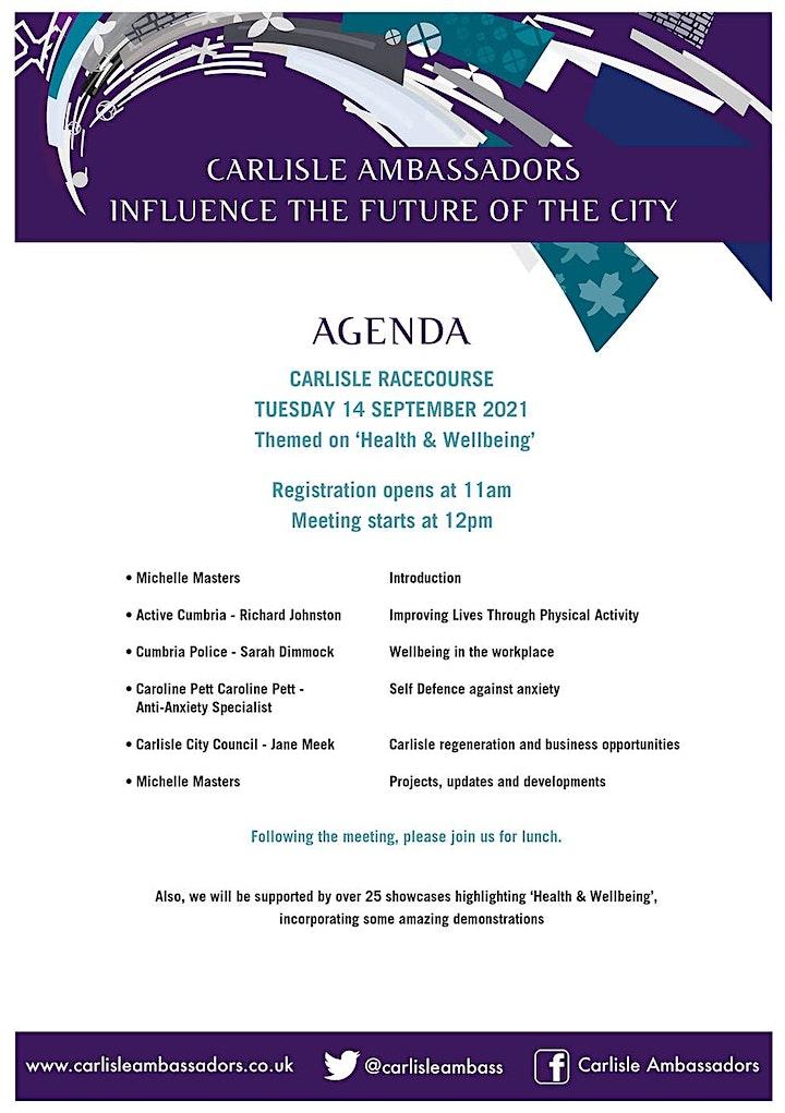 Carlisle Ambassadors' Meeting 14th September 2021 - Carlisle Racecourse image