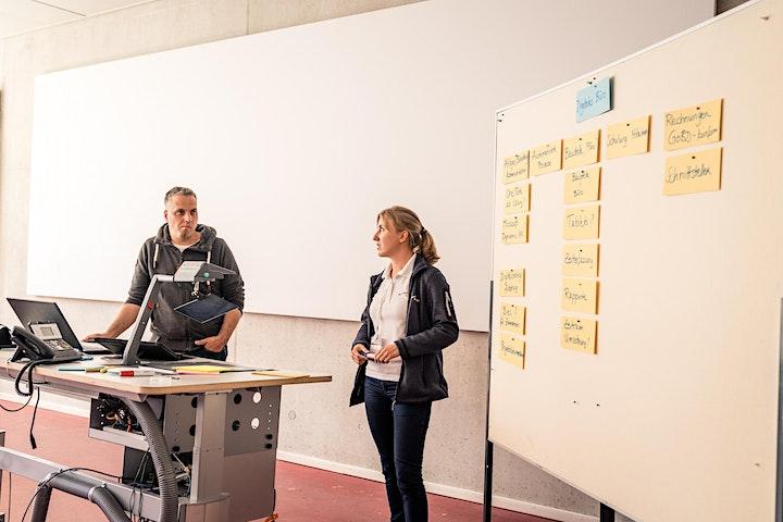 Inno4wood-Hackathon: Bild