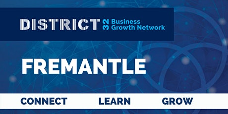 District32 Business Networking Perth – Fremantle - Wed 29 Sept tickets