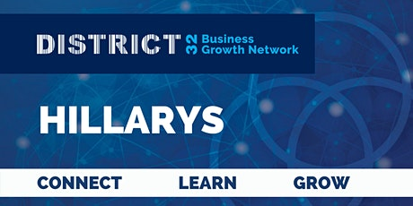 District32 Business Networking Lunch – Hillarys - Tue 28 Sept tickets