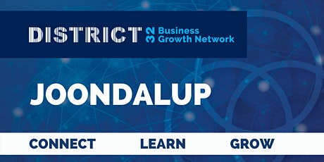 District32 Business Networking Perth – Joondalup - Wed 29 Sept tickets