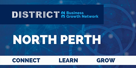 District32 Business Networking Perth – North Perth - Thu 30 Sept tickets