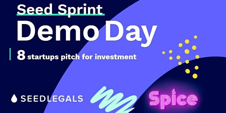 Demo Day: Seed Sprint tickets