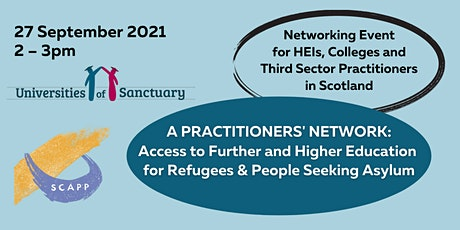 A Practitioners Network for Refugees and People Seeking Asylum tickets