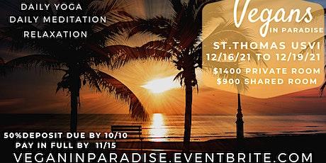 Vegan In Paradise tickets