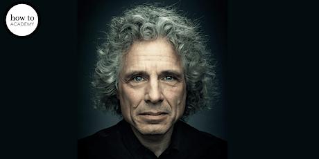 Steven Pinker – Live on Stage in London tickets