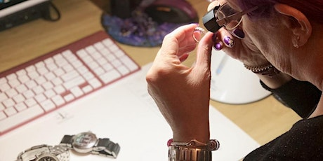 Guest Speaker, Shirley Mitchell: Assessing and Testing Mounted Gemstones tickets
