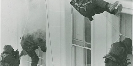 An Evening with SAS Trooper Robin Horsfall - The Iranian Embassy Siege tickets