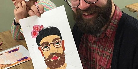 Drink and Draw - Frida Kahlo tickets