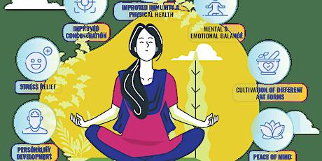 Joy of Inner peace through meditation :  Live healthy Jakarta tickets