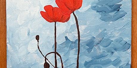 Poppies - Open Workshop tickets