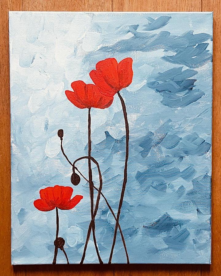 Poppies - Open Workshop image