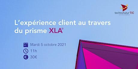 L'expérience client au travers du prisme XLA© billets