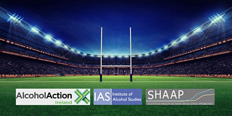 Report launch: 'Alcohol marketing during the 2020 Six Nations Championship' tickets
