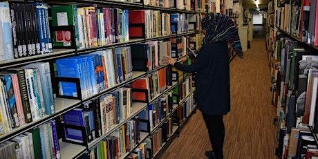 UCLan Library Tour - Preston Main Campus tickets