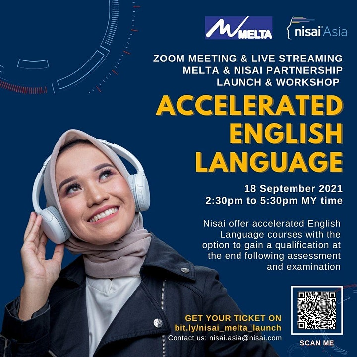 MELTA & NISAI Partnership Launch & Workshop image