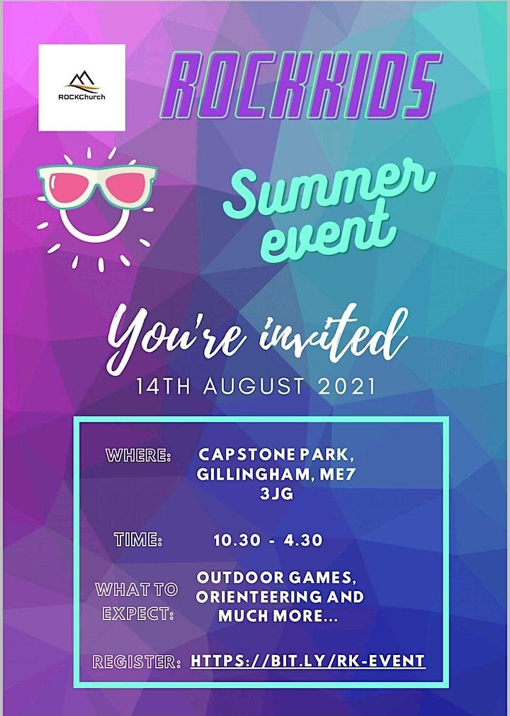 ROCKKids Summer Event image