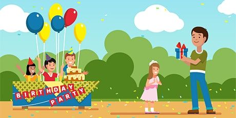 Ryton Pools Country Park Children's Birthday Party tickets