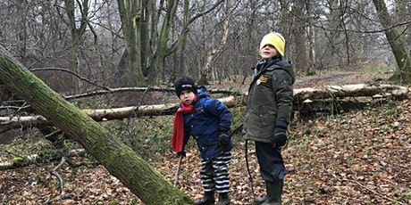 Nature Tots -  All about trees tickets