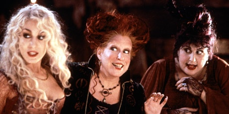 Spooky Cinema Night Hocus Pocus tickets