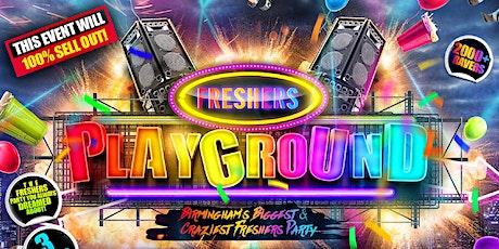 Freshers Playground tickets