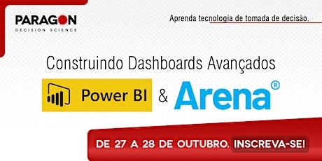 Treinamento Online: Arena & Power BI - Construindo Dashboards Avançados ingressos