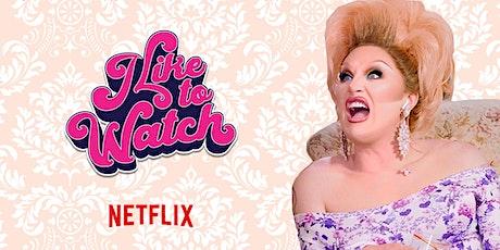 Netflix presents 'I Like To Watch' at Polo Lounge, Glasgow tickets
