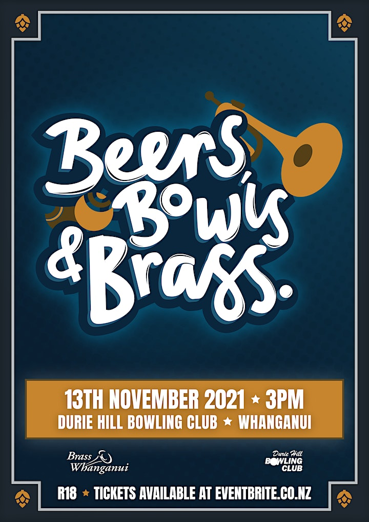 Beers, Bowls & Brass - 2021 image