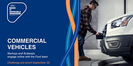 Ford Virtual European Road Trip: Commercial Vehicles tickets