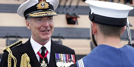 Unique talk by No2 military officer in MOD (Vice Chief of Defence Staff) tickets