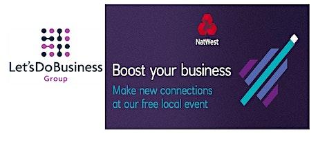 NatWest Kent Enterprise tickets