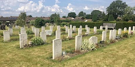 CWGC Tour - Cheltenham Cemetery tickets