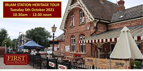 Free Guided Tour of Irlam Station and its unique heritage hub and exhibits tickets