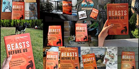 Beasts Before Us: online talk with Elsa Panciroli tickets
