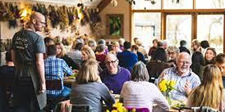 Pi Singles Sunday Lunch at The Riverford Field Kitchen tickets
