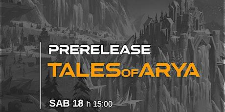 "FLESH & BLOOD - Prerelease ""Tales of Arya"" biglietti"