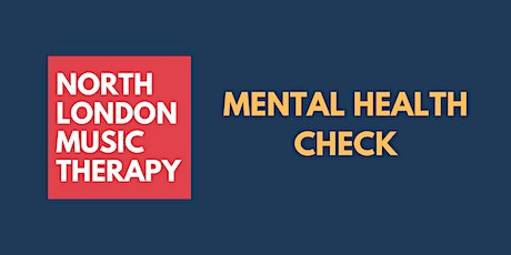 Music Therapy Mental Health Check tickets