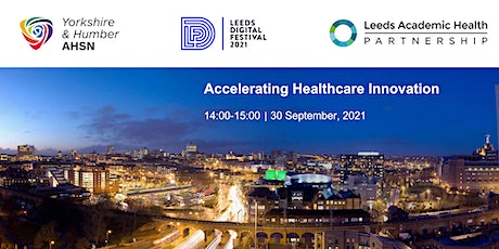 Accelerating Healthcare Innovation tickets