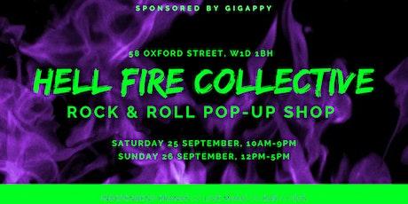 ROCK & ROLL POP-UP SHOP tickets