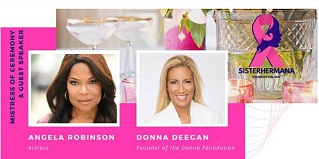 3rd Annual Pink & Pearls Breast Cancer Awareness Brunch tickets